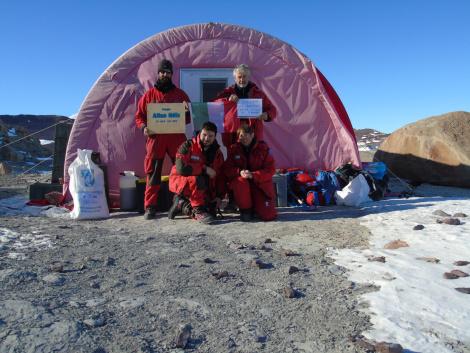 gruppo Antartide